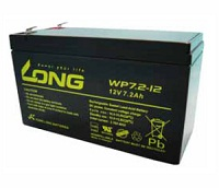 Acquy Long 12V-7.2Ah WP7.2-12