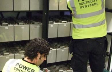Bảo trì bộ lưu điện UPS