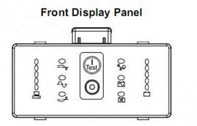 front panel sua2200-sua3000
