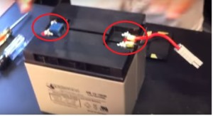thay acquy ups apc smart UPS 1500 7